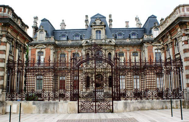 Castillo Perrier