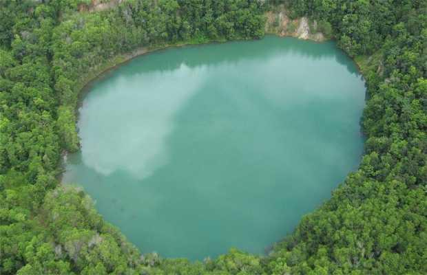 Lago Azul - Sierra del Navio