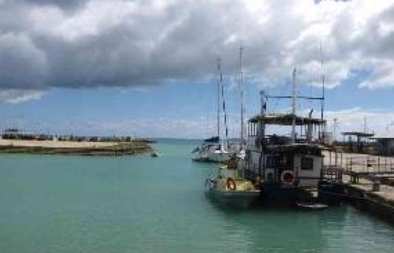 Puerto de la reina Salote
