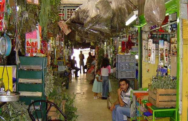 Mercado de Xalapa