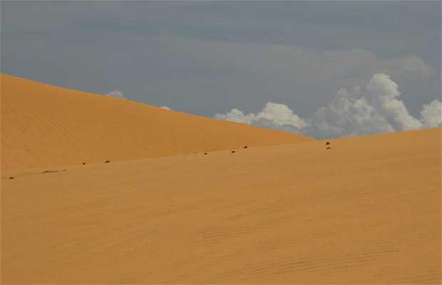 Las dunas de Mui Ne