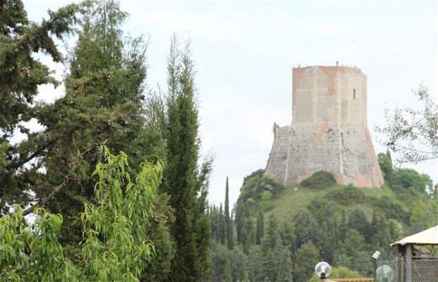 Rocca d'Orcia o Rocca di Tentennano
