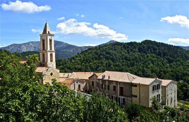 Iglesia de Saint Martín de Évisa