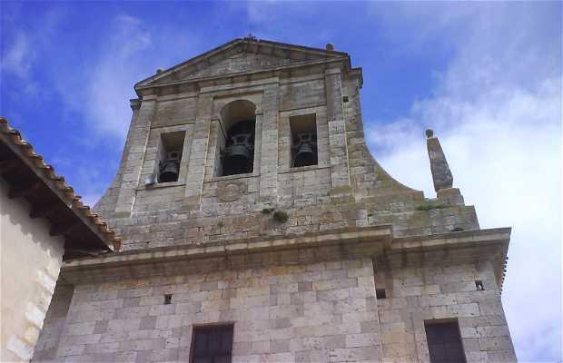 Iglesia Santa María de la Paz