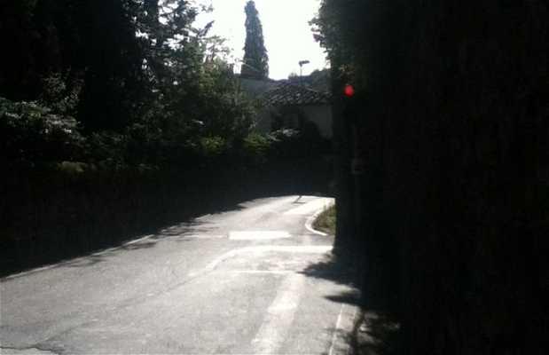 Via Benedetto Fortini