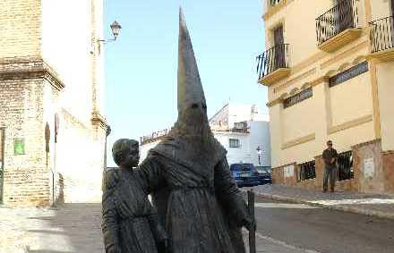Place de la Constitution de Velez-Malaga