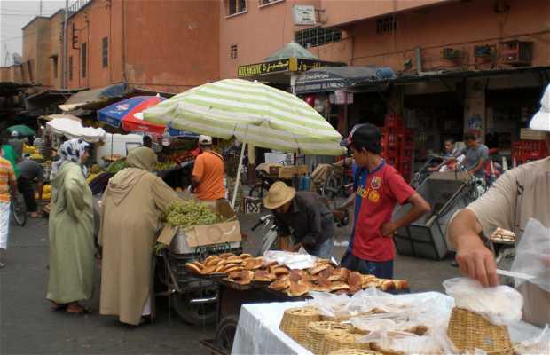 Mercado de Bab Doukkala