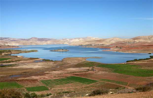 Barrage Sidi Chaheb