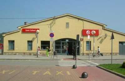 Estación RENFE Sant Celoni