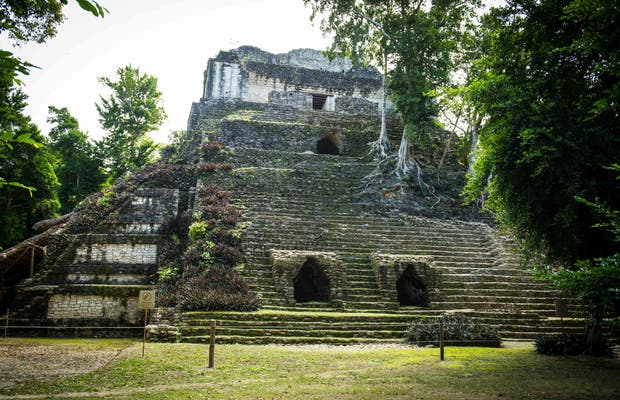Ruinas de Dzibanché