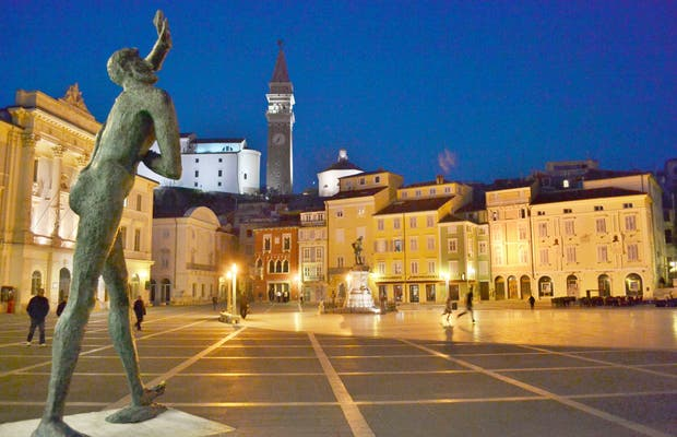 Plaza Tartini