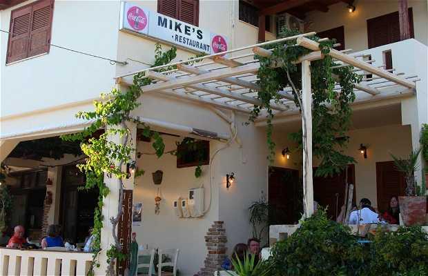 Restaurante Mike's Taverna