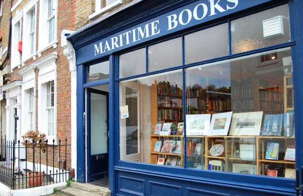 Maritime Books Library