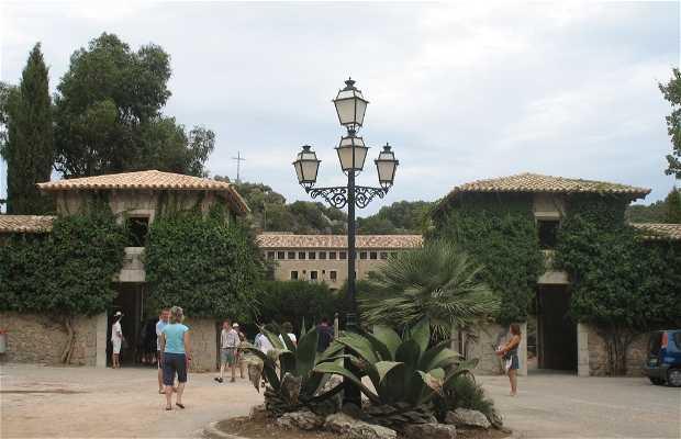 Lluc Monastery