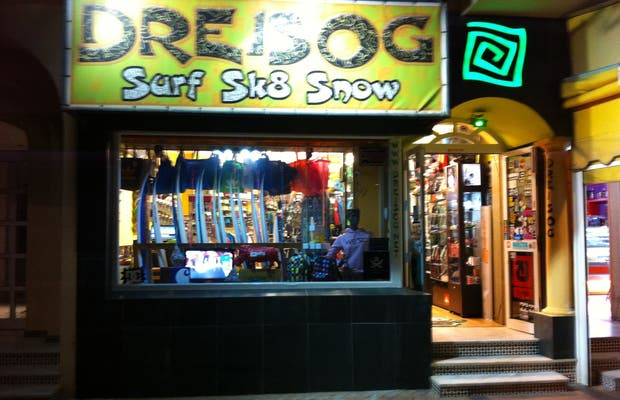 Dreisog Surf Shop