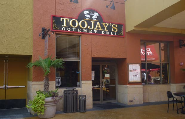 Toojay's Gourmet Deli, Tampa, United States