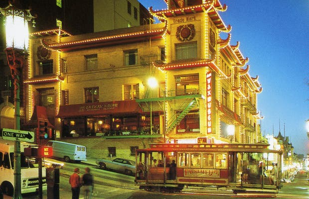 San Francisco´s Chinatown