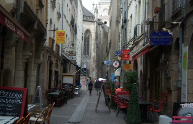 Calle de La Juiverie