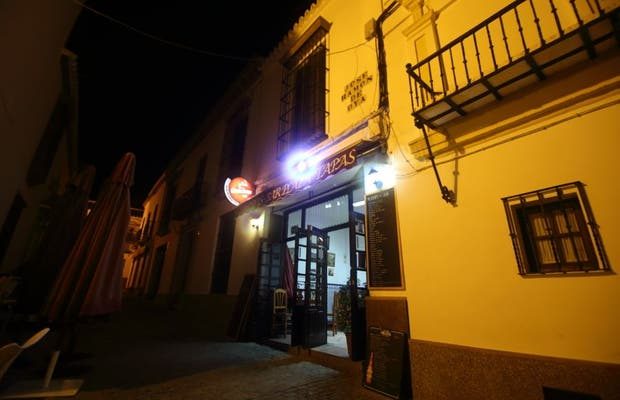 Bar Plaza