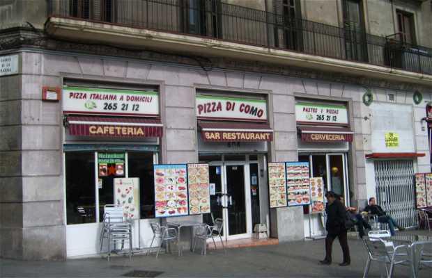 Pizza di Como