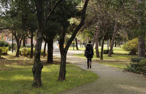 Parque Njegošev