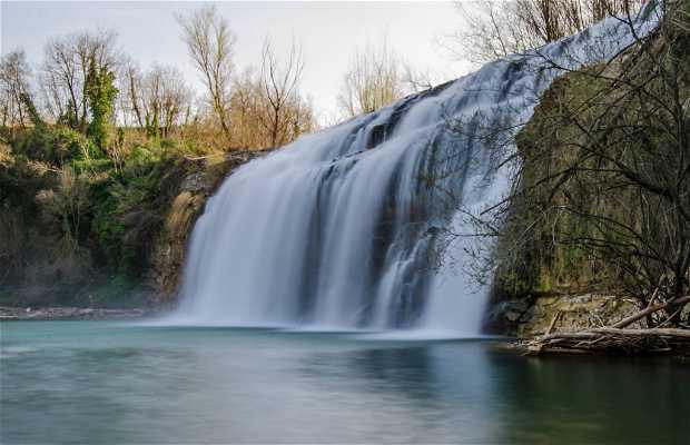 Cascata del Sasso o Balza del Metauro