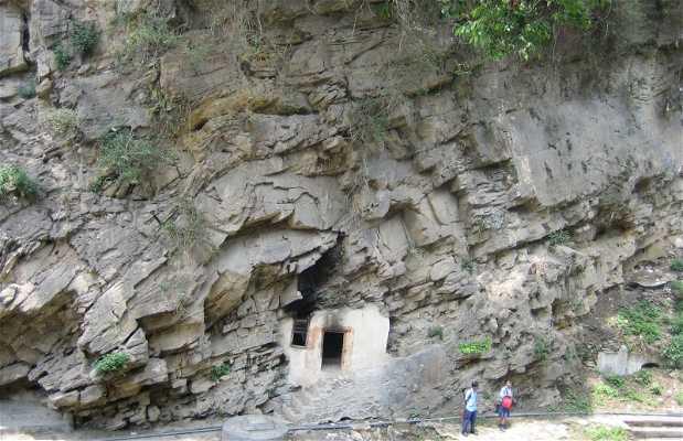 Cuevas de Pashupatinath