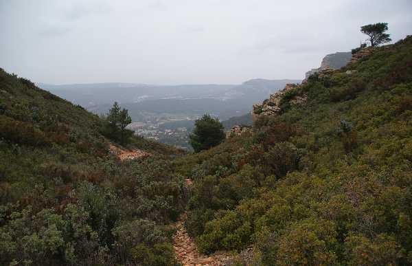 Sentiers naturels de Provence