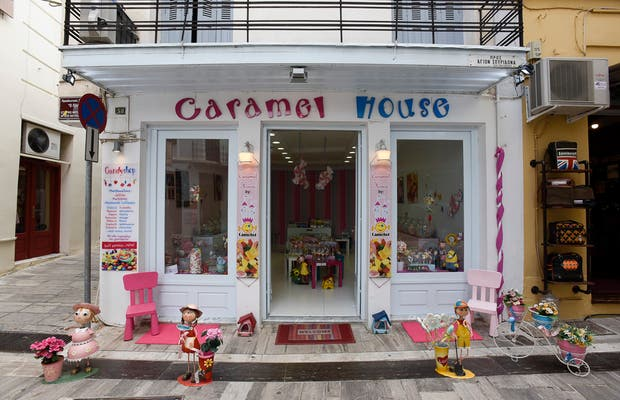 Caramel House Nafplio