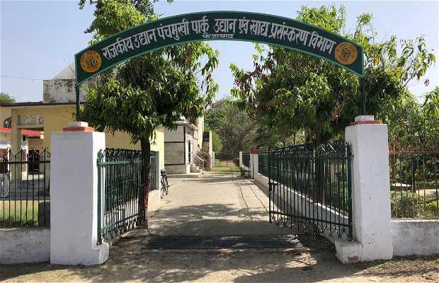 Company Garden Faizabad