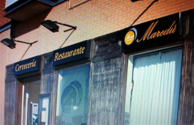 Restaurante-Cafeteria Maredu