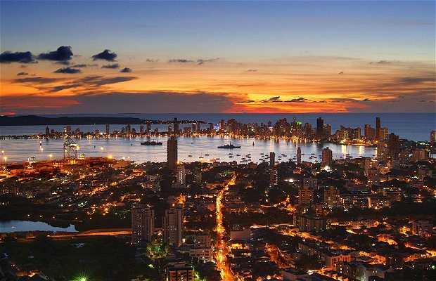 Baía de Cartagena