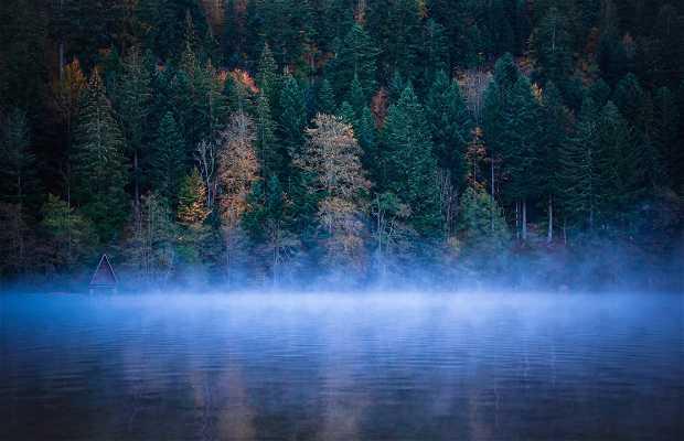 Longemer Lake