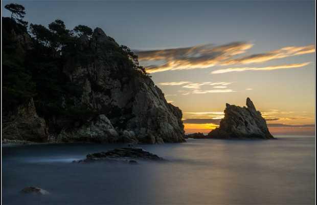 S'Aguia Cove