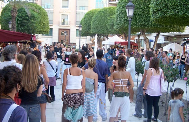 Festival de théâtre et arts de la rue Elche