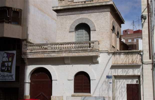 Old town of Crevillente
