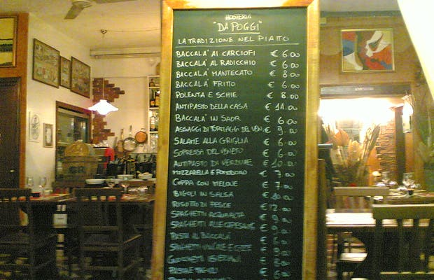 Restaurante Poggi