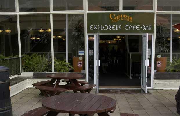 Explorer´s Cafe-Bar