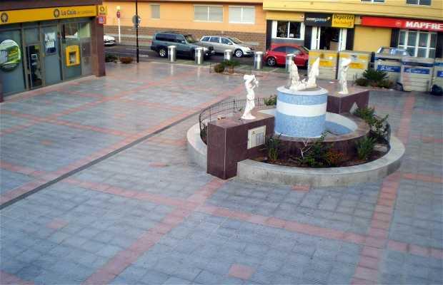 Plaza de Ntra. Sra. De las Mercedes de Roja