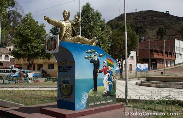 Monumento a Eduardo Avaroa
