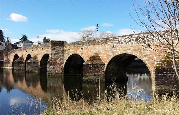 Puente medieval de Devorgilla