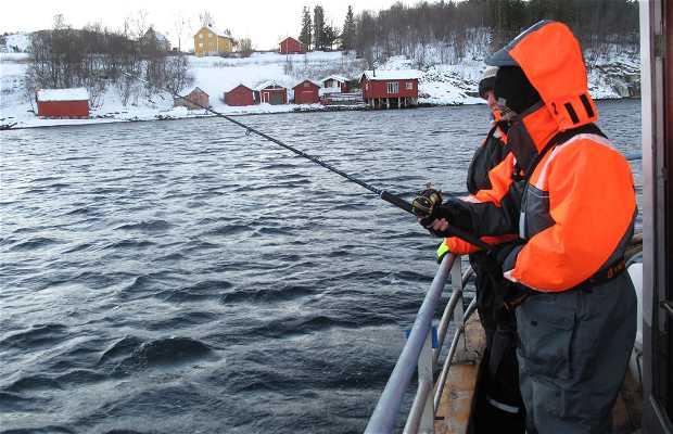Pesca a Tuvsjyen
