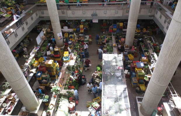 Mercado de Chacao