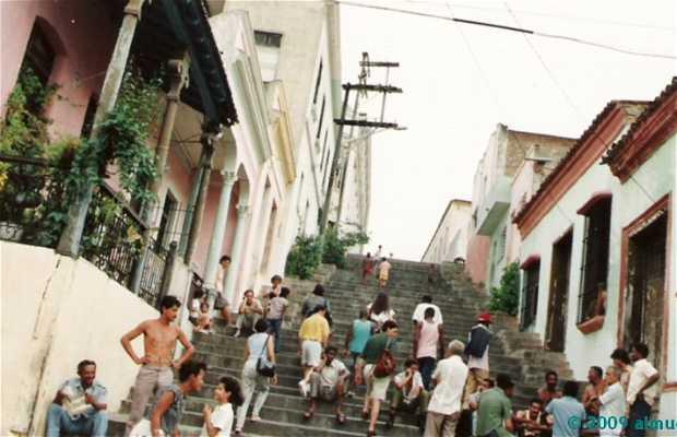 Centre historique de Santiago
