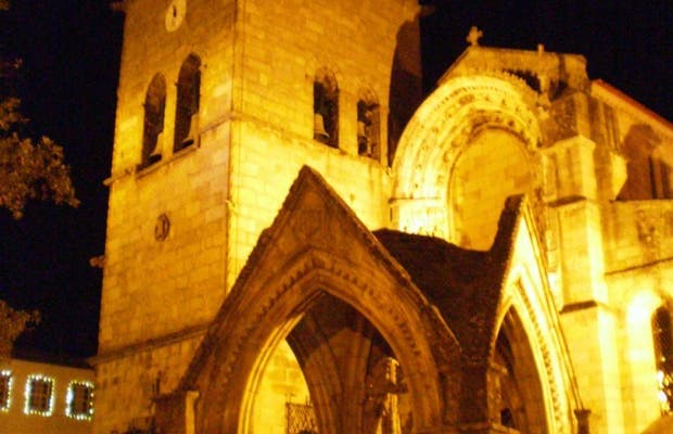 Eglise de Nuestra Señora de Oliveira