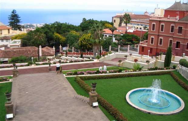 Jardines de la Victoria o del Marquesado de la Quinta Roja