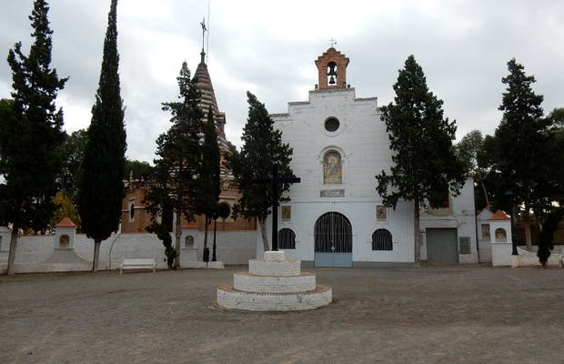 Ermita de la Divina Pastora, Calvario y Panteón de Dos Aguas