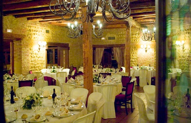 Restaurante El Molino de Angel