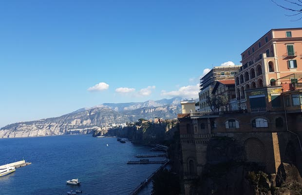 Playa de Sorrento
