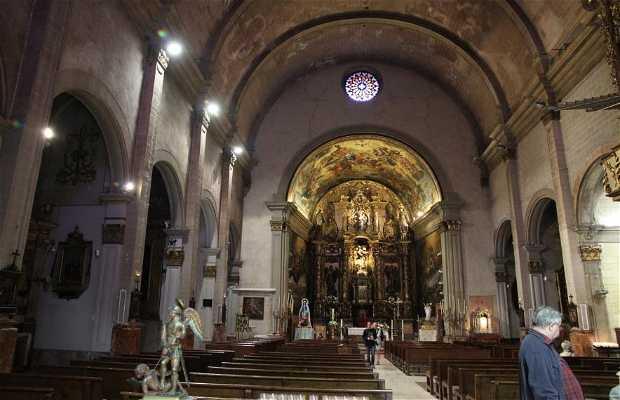 Iglesia de San Miguel en Palma